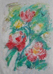 Gina Gressani - Petali di rosa - 2016